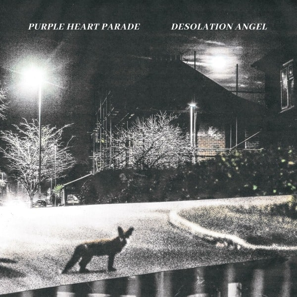 Desolation Angel EP by Purple Heart Parade