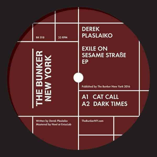Exile On Sesame Strasse by Derek Plaslaiko