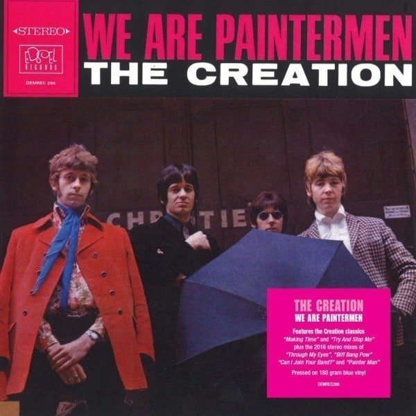 We Are Paintermen by The Creation