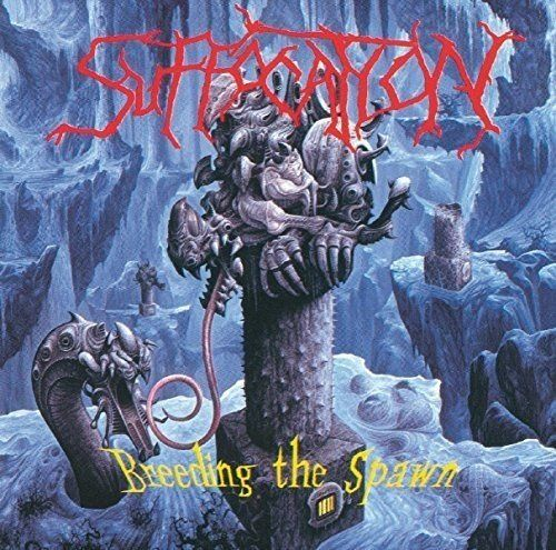 Breeding The Spawn by Suffocation