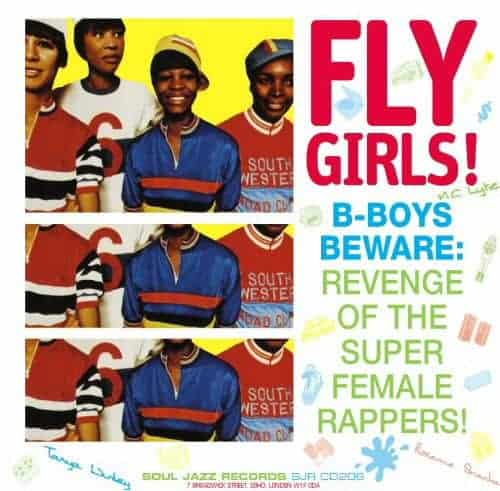 Soul jazz Presents: Fly Girls by Various