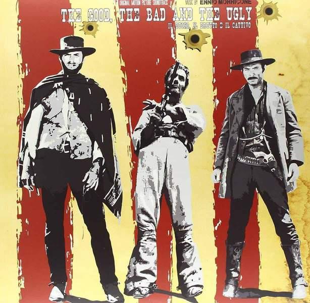 Il Buono, Il Brutto e Il Cattivo (The Good, The Bad and The Ugly) by Ennio Morricone