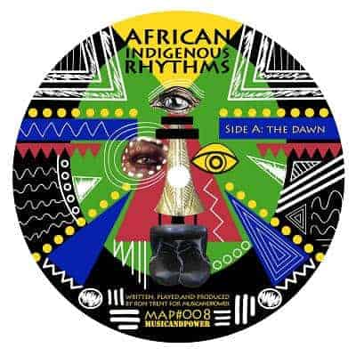 African Indigenous Rhythms by Ron Trent
