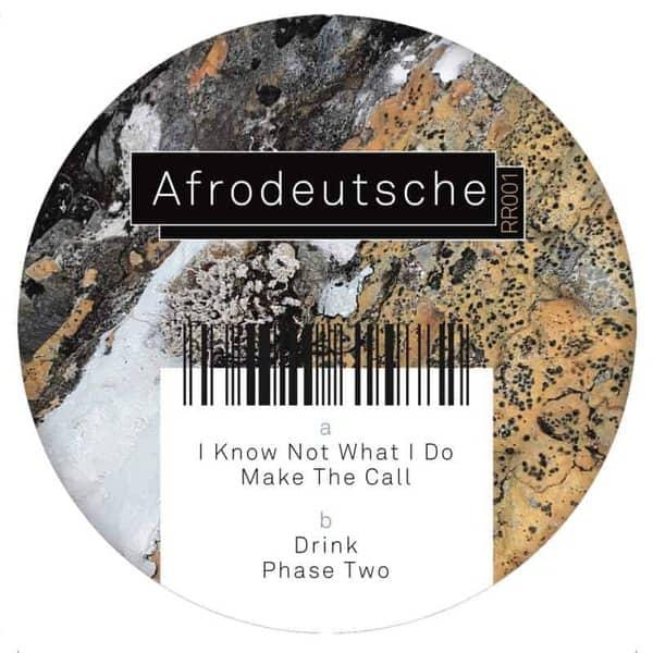 RR001 EP by Afrodeutsche