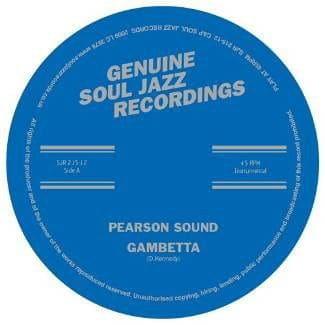 Gambetta by Pearson Sound