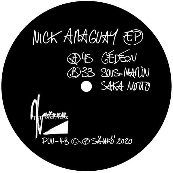 EP by Nick Araguay