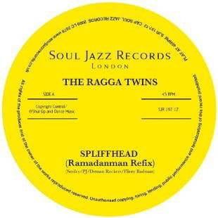 Spliffhead by Ragga Twins