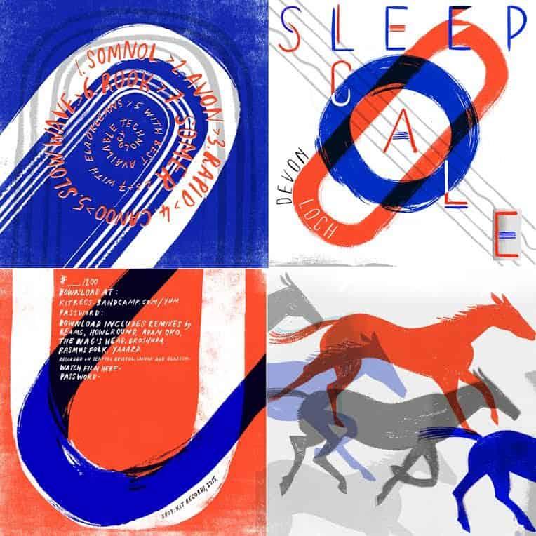 Sleep Scale by Devon Loch