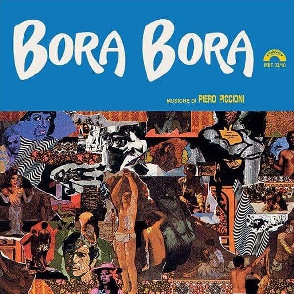 Bora Bora by Piero Piccioni