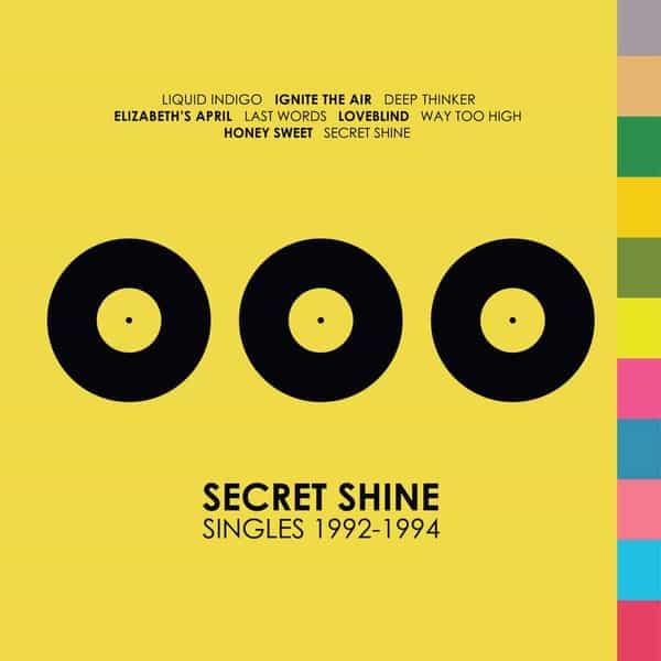 Singles 1992-1994 by Secret Shine