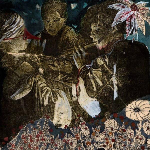 Split by Big Blood/ Micah Blue Smaldone