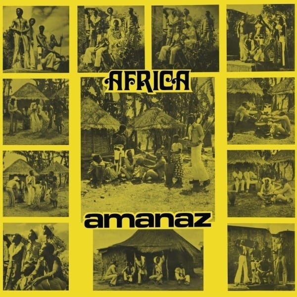 Africa by Amanaz
