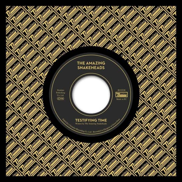 Testifying Time / The Truth Serum by The Amazing Snakeheads