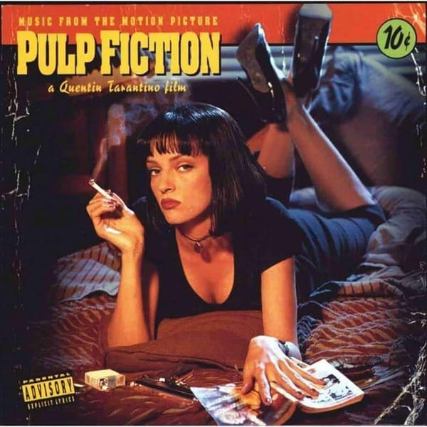 Reservoir Dogs / Pulp Fiction