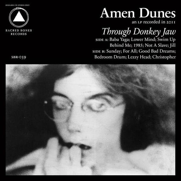 Through Donkey Jaw by Amen Dunes