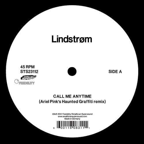 Call Me Any Time by Lindstrom