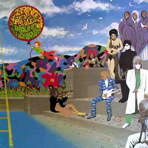 Around The World In A Day by Prince and the Revolution