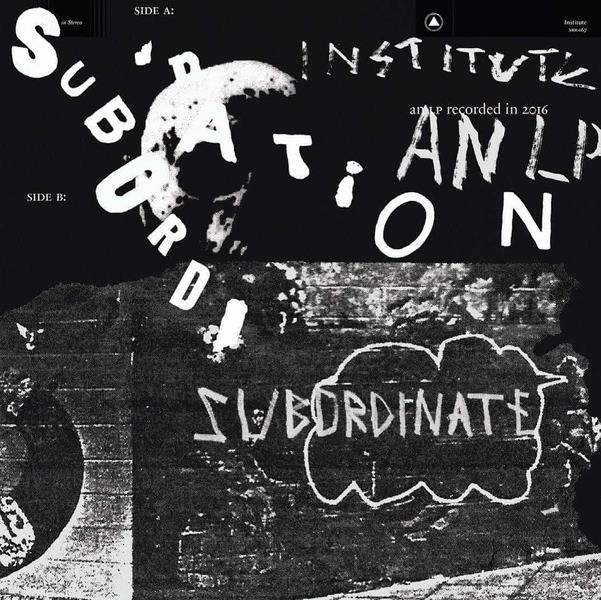 Subordination by Institute