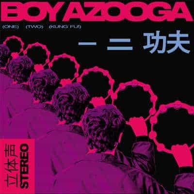 1, 2, Kung Fu! by Boy Azooga