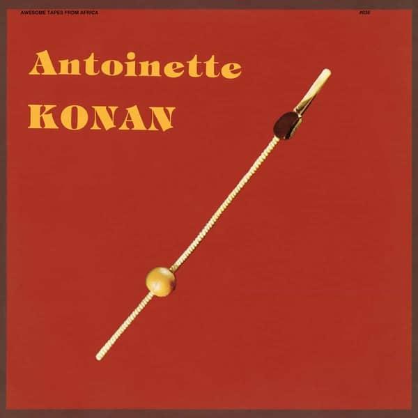 Antoinette Konan by Antoinette Konan