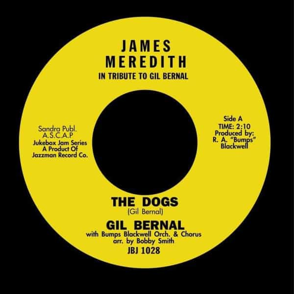 The Dogs / James by Gil Bernal