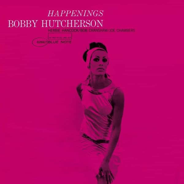 Happenings by Bobby Hutcherson