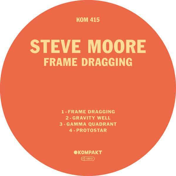 Frame Dragging by Steve Moore