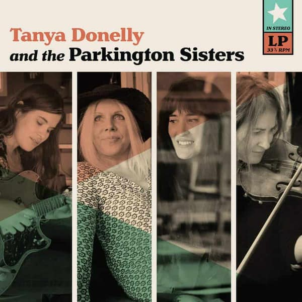 s/t by Tanya Donelly and the Parkington Sisters