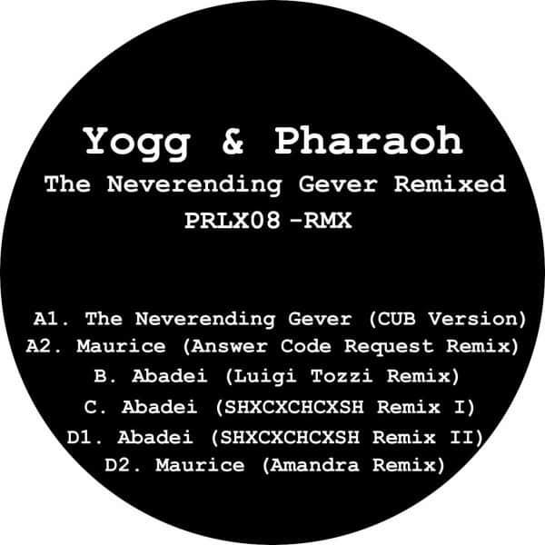 The Neverending Gever Remixed by Yogg & Pharaoh