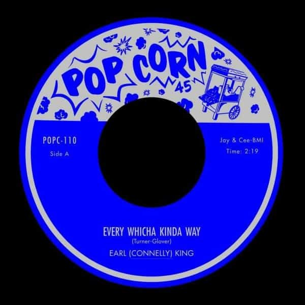 Every Whicha Kinda Way by Earl (Connelly) King