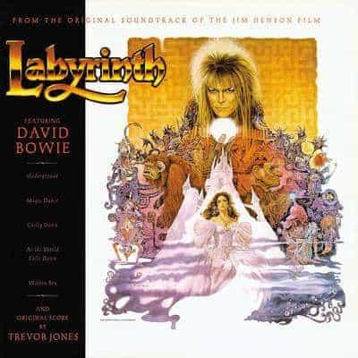 Labyrinth by David Bowie, Trevor Jones