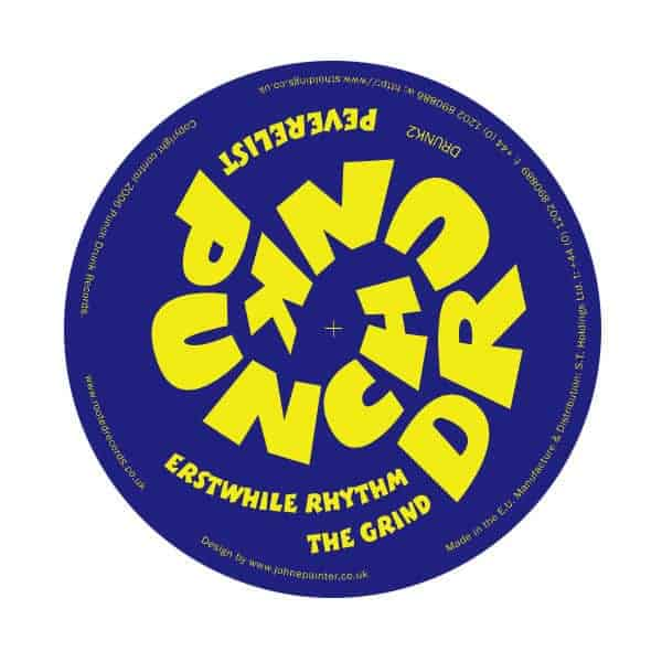 Erstwhile Rhythm by Peverelist