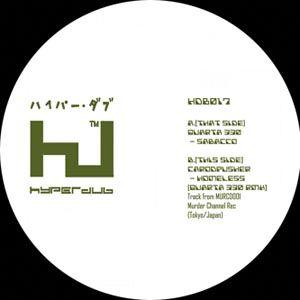 Sabacco/ Homeless (Quarta 330 mix) by Quarta 330/ Cardopusher