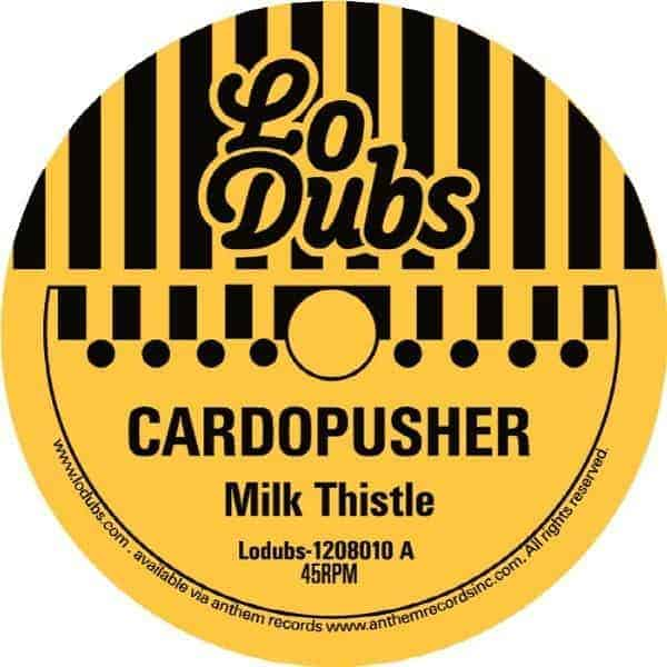 Milk Thistle/ Double Dragon by Cardopusher