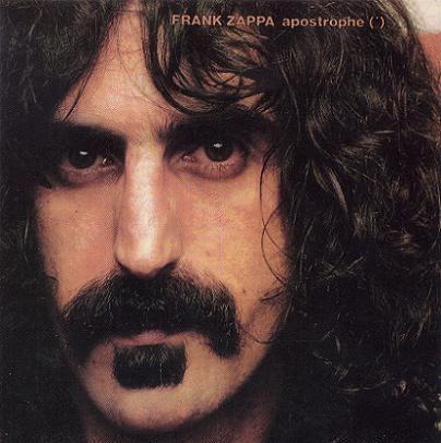 Apostrophe (') by Frank Zappa