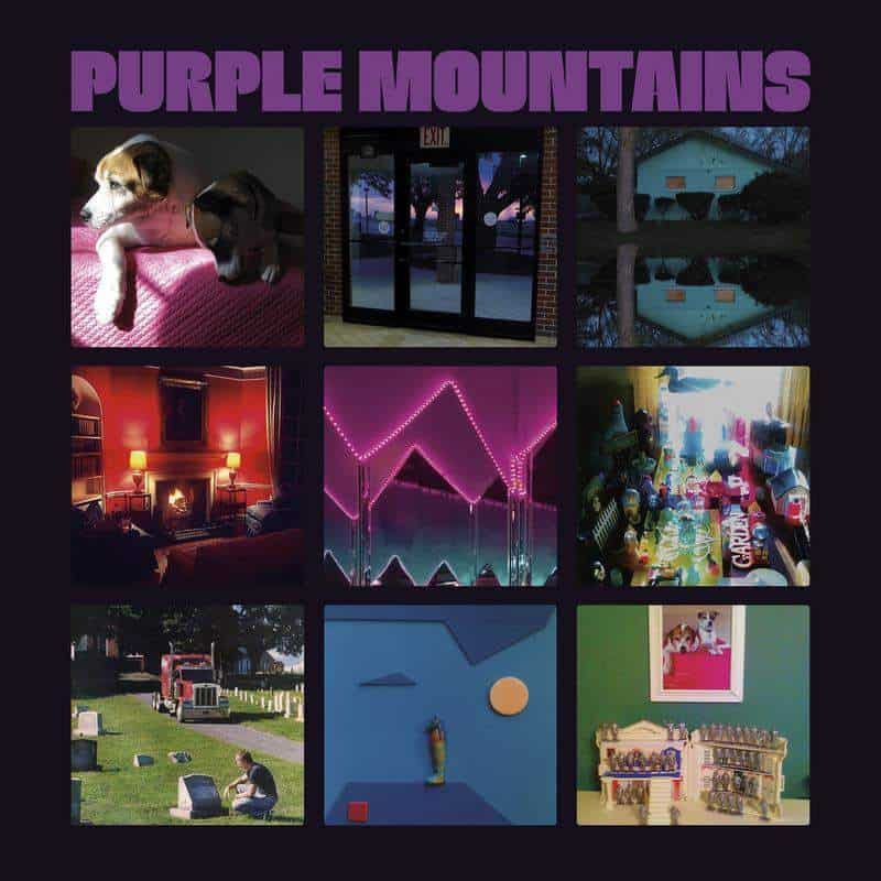 13. Purple Mountains - Purple Mountains
