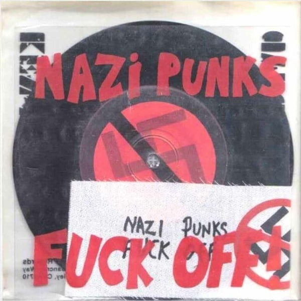 Nazi Punks Fuck Off by Dead Kennedys
