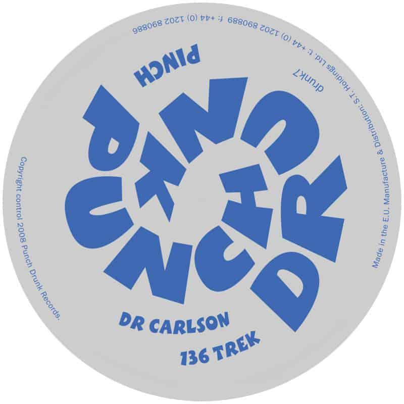 Dr Carlson / 136 Trek by Pinch
