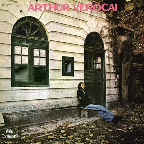 Arthur Verocai by Arthur Verocai