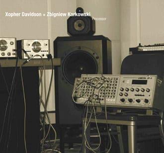 Processor by Xopher Davidson + Zbigniew Karkowski