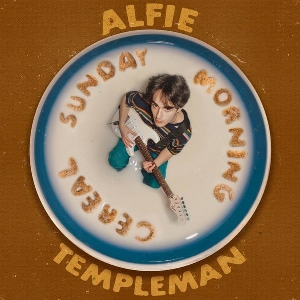 Sunday Morning Cereal EP by Alfie Templeman