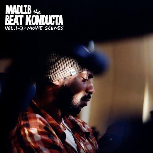 Vol 1-2 Movie Scenes by Madlib The Beat Conducta