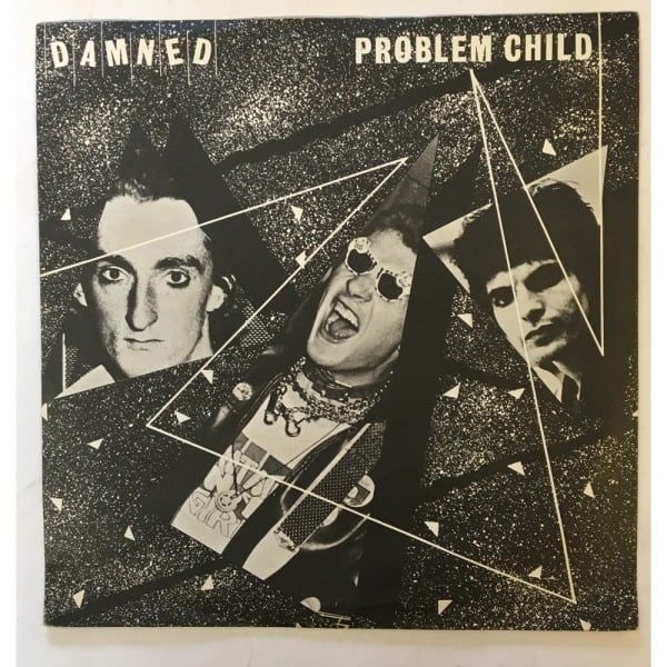 Problem Child by The Damned