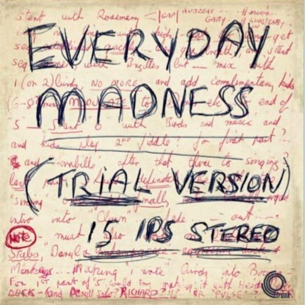 Everyday Madness by Basil Kirchin
