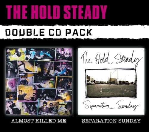 Almost Killed Me / Separation Sunday Double Pack by The Hold Steady