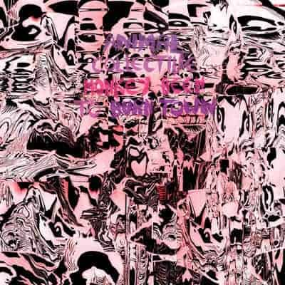 Monkey Been To Burn Town EP by Animal Collective