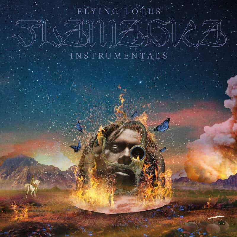 Flamagra (Instrumentals) by Flying Lotus