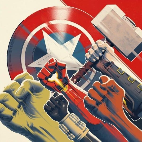 Marvel's Avengers (Original Video Game Soundtrack) by Bobby Tahouri