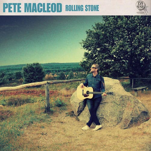 Rolling Stone by Pete Macleod