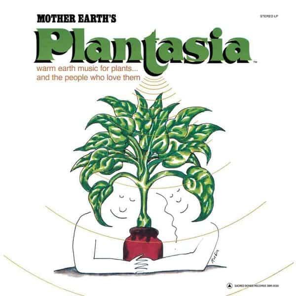 3. Mort Garson - Mother Earth's Plantasia